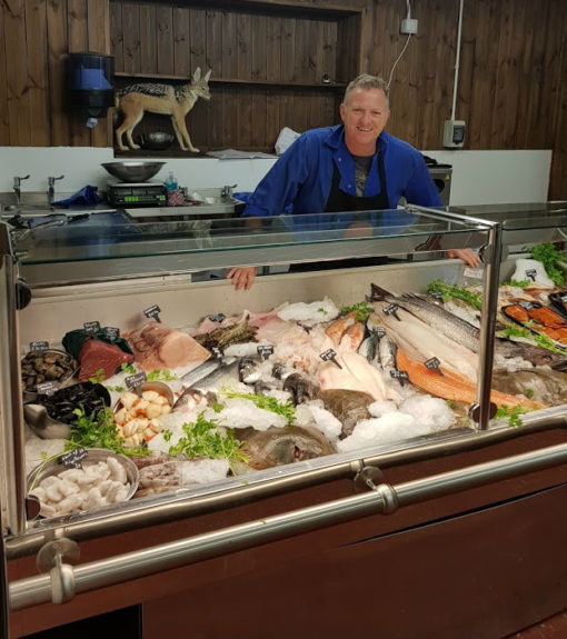 Traditional Skilled Fishmonger