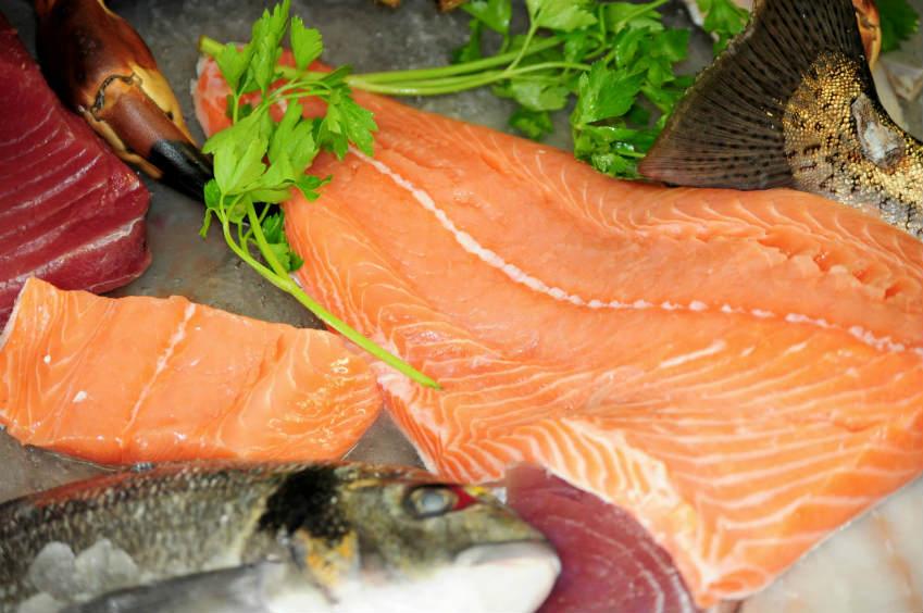 Salmon Fillet 2